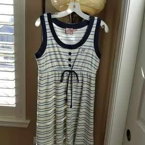 CUTE Juicy Couture Terry sundress size large